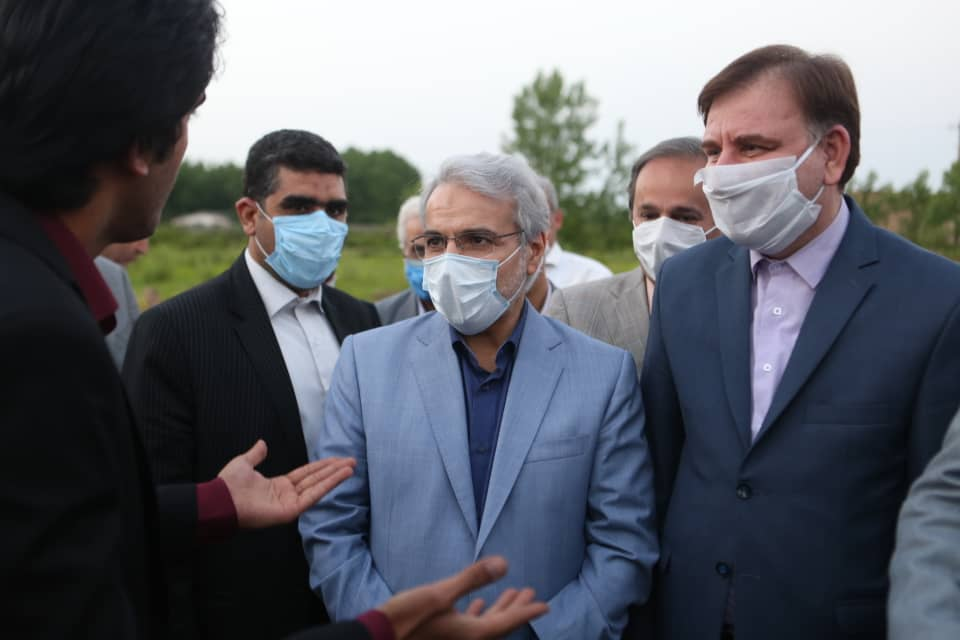 نوبخت: آزادراه رشت – قزوین تا پایان امسال بهصورت کامل راهاندازی میشود