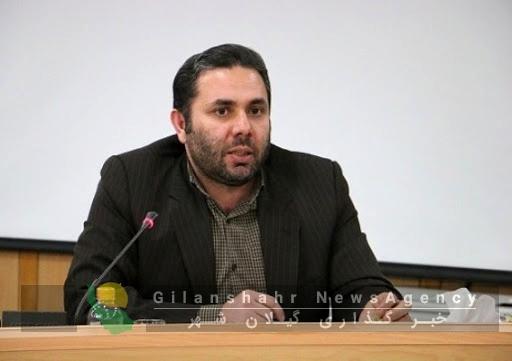اکبری سرپرست فرمانداری لاهیجان شد