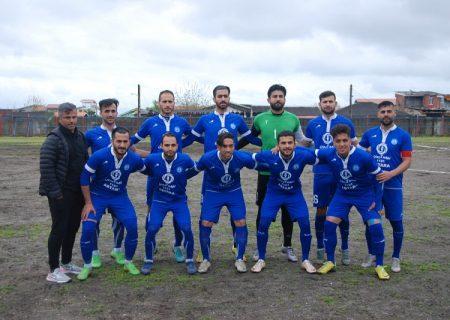صعود شهرداری آستارا به لیگ دسته یک فوتبال کشور