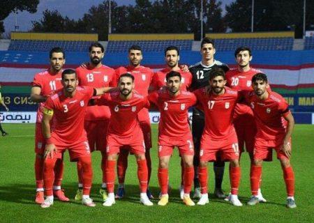 دیدار تیم ملی فوتبال ایران و مالی رسماً لغو شد