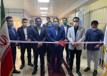 هشتمین نمایشگاه تخصصی قطعات خودرو و صنایع در گیلان افتتاح شد