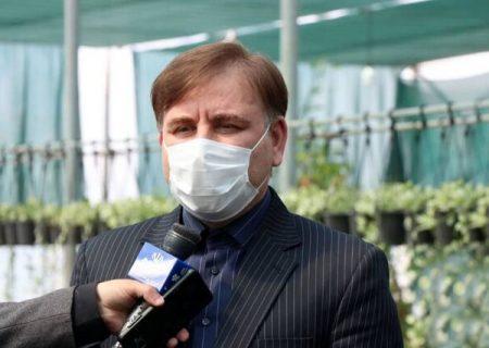 ۳ شهرستان گیلان وضعیت شکنندهای در بیماری کرونا دارند