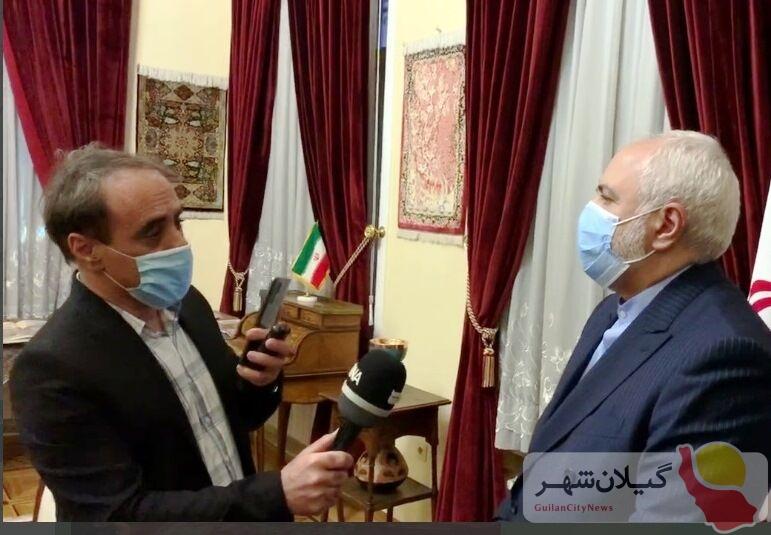 ظریف: برای ما رفتار دولت بایدن در لغو تحریم ها مهم است