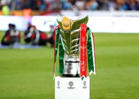 فوتبال جام ملتهای آسیا چه زمانی برگزار میشود؟