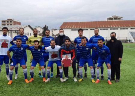 شکست خانگی تیم فوتبال شهرداری آستارا برابر شاهین بوشهر