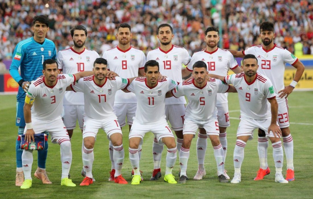دو پله سقوط ایران در جدیدترین رده بندی فیفا