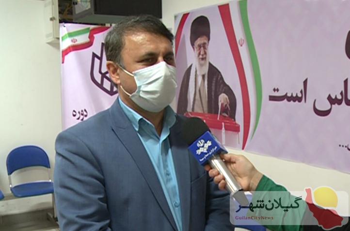 آمادگی شهرستان رشت برای برگزاری انتخابات