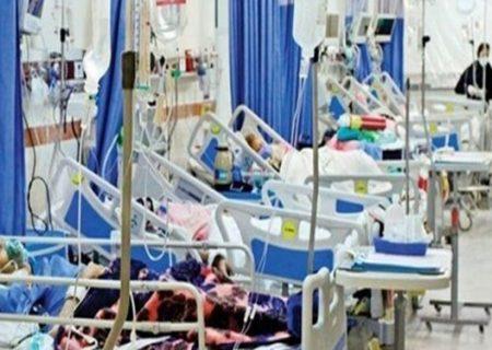 وضعیت نامناسب کرونایی با بستری بودن نزدیک ۱۰۰۰ بیمار در گیلان