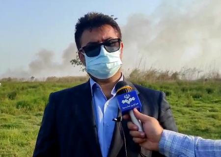 دادستان بندرانزلی از دستگیری ۲نفر که نیزارهای تالاب بین المللی بندرانزلی را عمدی به آتش کشیدند خبر داد.