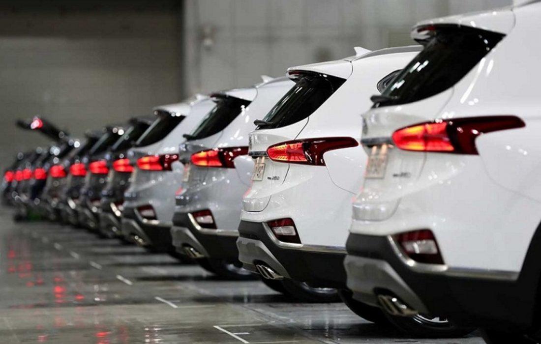 آغاز واردات خودروهای خارجی، قیمت سانتافه نصف میشود؟