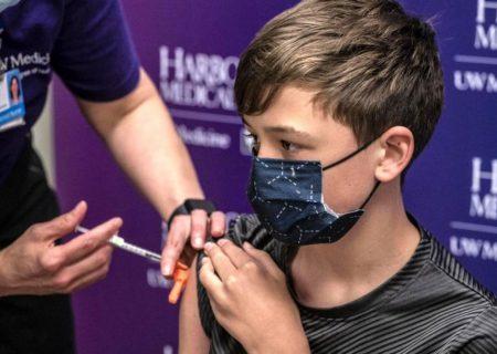 آغاز واکسیناسیون دانش آموزان ۱۲ تا ۱۸ سال از فردا