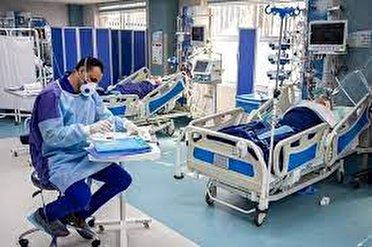 بستری بیش از ۳۰۰ بیمار کرونایی در مراکز درمانی گیلان