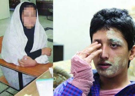 اسیدپاشی در یکی از خیابانهای رشت | انتقام عجیب خانوم ۵۲ ساله از همسرش!
